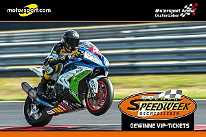 FIM Endurance Motorsport.com News Zu gewinnen: VIP-Tickets für die German Speedweek in Oschersleben!