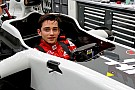 Formula 1 Leclerc to make F1 practice debut at British GP