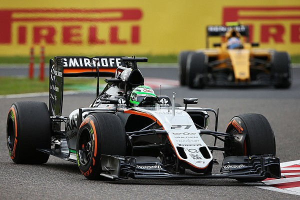 Formula 1 Breaking news Hulkenberg closes on Renault switch for 2017