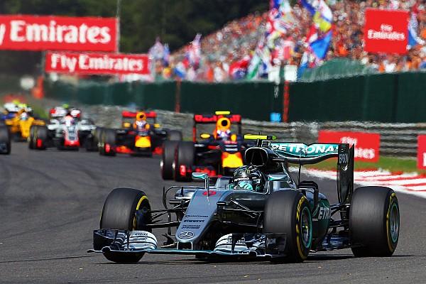 Formula 1 Breaking news Mercedes: Spa not an open goal for Rosberg