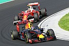 Red Bull wants to jump Ferrari ahead of summer break
