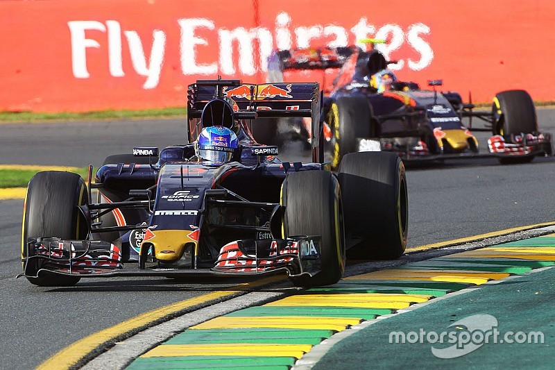 Verstappen 'doesn't care' about Toro Rosso team orders