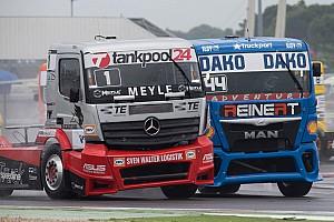European Truck Press release Norbert Kiss targets home success in Hungary