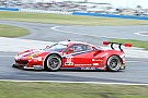 IMSA Ferrari 488 GTE performs in debut race at Daytona