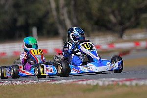Kart Breaking news OGP trio take top spots in qualifying for Florida Winter Tour ROK Cup