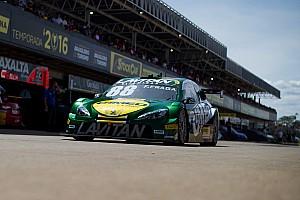 Stock Car Brasil Relato da corrida Fraga mostra força, domina e vence primeira prova em Curvelo