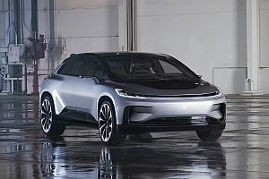 Automotive Nieuws Faraday Future onthult FF 91: echt sneller dan een Tesla Model S?