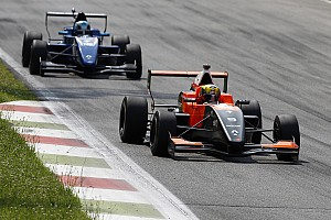 Formula Renault Race report Monza Eurocup: Boccolacci takes maiden win amid chaos