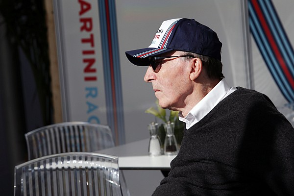 Formula 1 Breaking news Frank Williams recovering from pneumonia