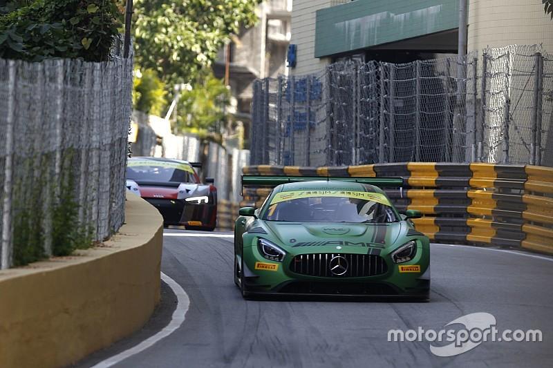 LIVESTREAM: FIA GT World Cup at Macau - Qualifying