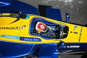 Formula E Practice report Long Beach ePrix: Buemi sets pace in opening practice