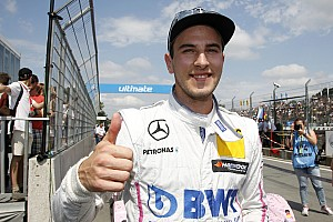DTM Qualifying report Norisring DTM: Vietoris beats Audi duo to Saturday pole