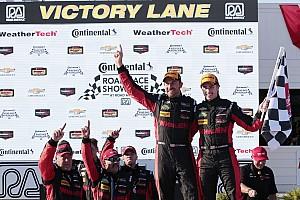 IMSA Race report Action Express 1-2, Corvette take shock win in GTLM
