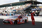 NASCAR Sprint Cup Kyle Busch makes NASCAR history with Brickyard 400 win