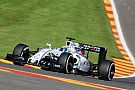 Formula 1 Massa labels Spa tyre pressures