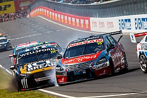 Supercars Breaking news Superlicence system introduced to Supercars