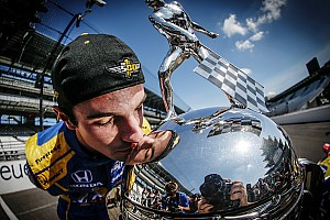 IndyCar Special feature Alexander Rossi, Indy's composed rookie winner