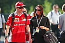 Räikkönenék is Dubaiban pihenték ki a szezon fáradalmait!