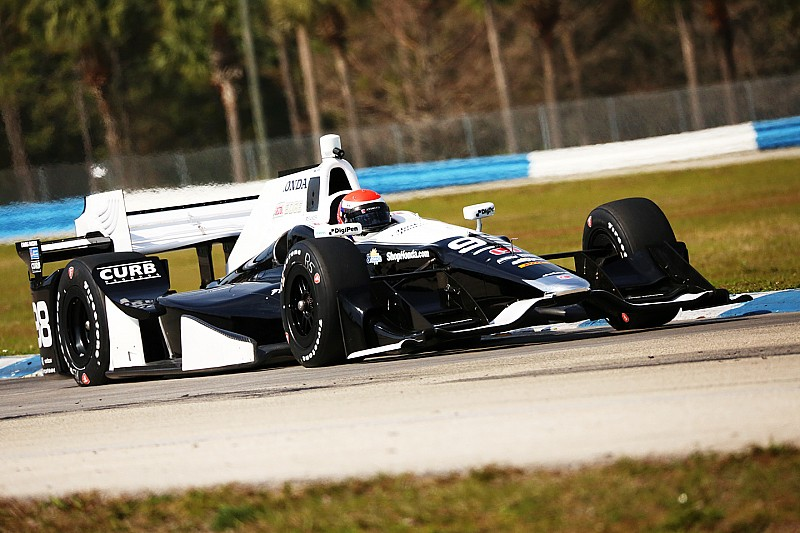 Interview: Alexander Rossi fired up for IndyCar debut