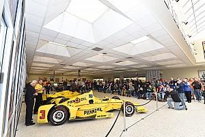 IndyCar Top List Team Penske 50th Anniversary celebrated at IMS HoF Museum