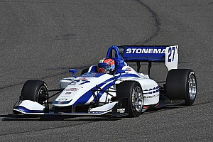 Indy Lights Special feature Dean Stoneman on Indy Lights and