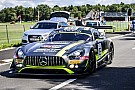 Blancpain Endurance Mercedes-AMG GT3 on the first six grid positions for the Spa 24-hour race