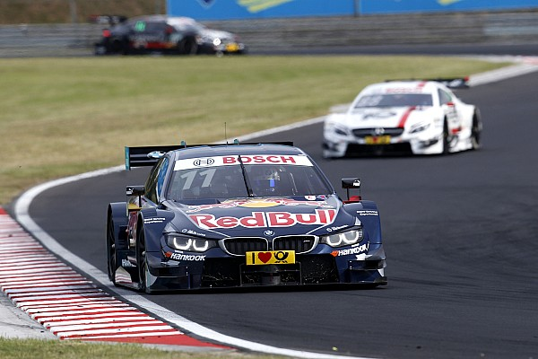 DTM Breaking news BMW withdraws appeal against Wittmann disqualification
