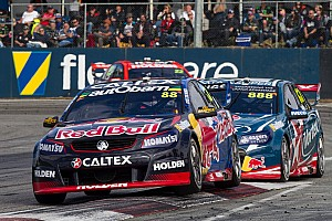 Supercars Breaking news Triple Eight planning car build expansion