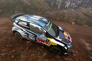 WRC Breaking news Paddon was