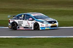 BTCC Breaking news Ingram stripped of Brands Hatch front row qualifying spot