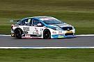 BTCC Ingram stripped of Brands Hatch front row qualifying spot