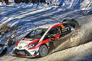 【WRC】モンテカルロDAY2:トヨタ好調。ラトバラが総合4番手