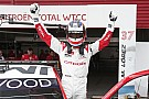 WTCC Argentina WTCC: Lopez fights hard to take home race win