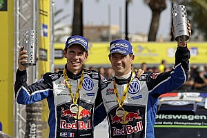 WRC Breaking news Ogier says fourth WRC title holds same value as the first