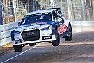 Ekstrom secures Audi support for EKS World RX team