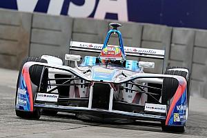 Формула E Важливі новини BMW: Машини Формули Е не повинні бути швидшими