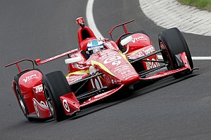 IndyCar Breaking news Dixon endorses domed skids, Rahal says more work needed