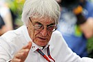 Formula 1 Ecclestone doesn't know if Liberty will complete F1 purchase