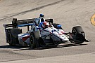 "Ed Jones ""finding the limit"" of an IndyCar"