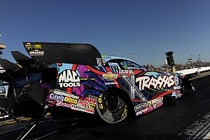 NHRA Breaking news Courtney Force, Antron Brown and Bo Butner head Friday qualifying at Phoenix