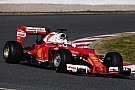Barcelona F1 test: Vettel keeps Ferrari on top as testing ends