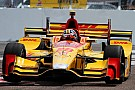 IndyCar Hunter-Reay: IndyCar aerokit freeze won't hurt team progress