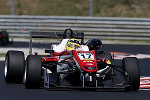 F3 Europe Qualifying report Hungaroring F3: Gunther completes pole hat-trick