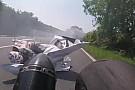 Road racing Video: tragedia sfiorata al TT. Saiger non investe Cowton per un soffio!