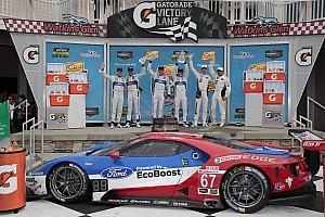 IMSA Race report Ford GTs finish 1-2 at Watkins Glen