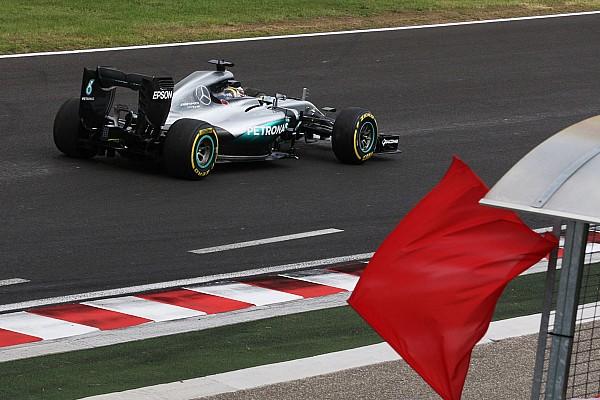Formula 1 FIA to red-flag qualifying to avoid speeding controversies