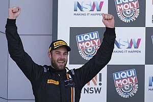 Endurance Breaking news Van Gisbergen: I had Chiyo covered