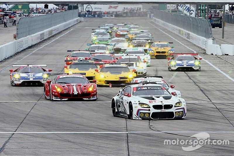 Imsa Live Stream >> Sports Car Grand Prix at Long Beach features 25-car entry
