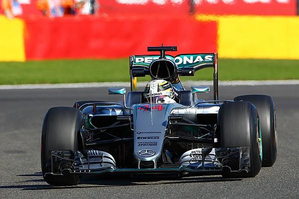 Formula 1 Breaking news Tyres will make it tough to reach top 10 - Hamilton