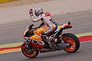 MotoGP Aragon MotoGP: Marquez slays opposition for sixth 2016 pole